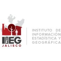 Logotipo del instituto de información estadística y geográfica.
