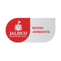 Logotipo del estado de Jalisco junto con la leyenda de la Secretaría de Medio Ambiente y Desarrollo Territorial.